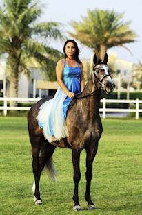 Sandy Horse