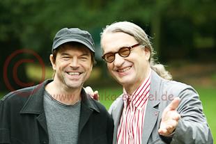 Campino und Wim Wenders