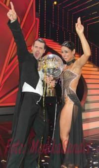Lets Dance -Manuel Cortez und Melissa Ortiz-Gomez